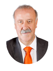 Don Vicente del Bosque
