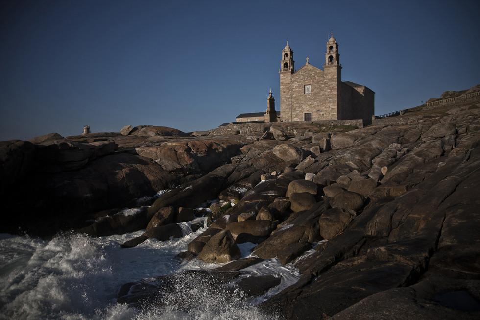 Camino De Fisterra Y Muxía Camino De Santiago En Galicia Web Oficial