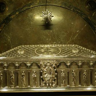 Túmulo de Santiago apóstolo
