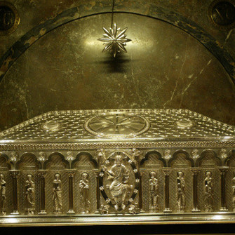 Tumba de Santiago apóstol