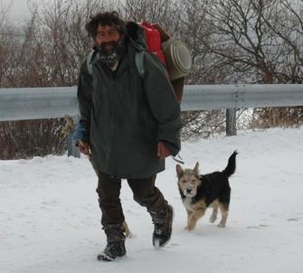 O Caminho com animais de estimação