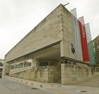 Das neue Zentrum für zeitgenössische Kunst, Centro Galego de Arte Contemporánea