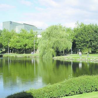 Parque Música en Compostela